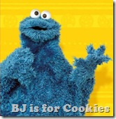 Svelte The Cookie Monster