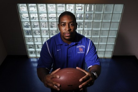 Head Coach Elijah Brooks, DeMatha Class of 2002