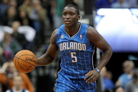 Victor Oladipo was also an accomplished singer in HS. / USA Today Sports