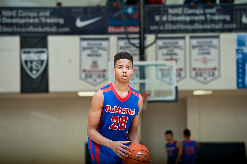 DeMatha Junior Markelle Fultz is the 2015 WCAC Player of ...