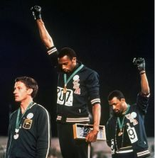 BBC Tommy Smith John Carlos Photo